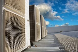 Commercial HVAC units - Greenville SC