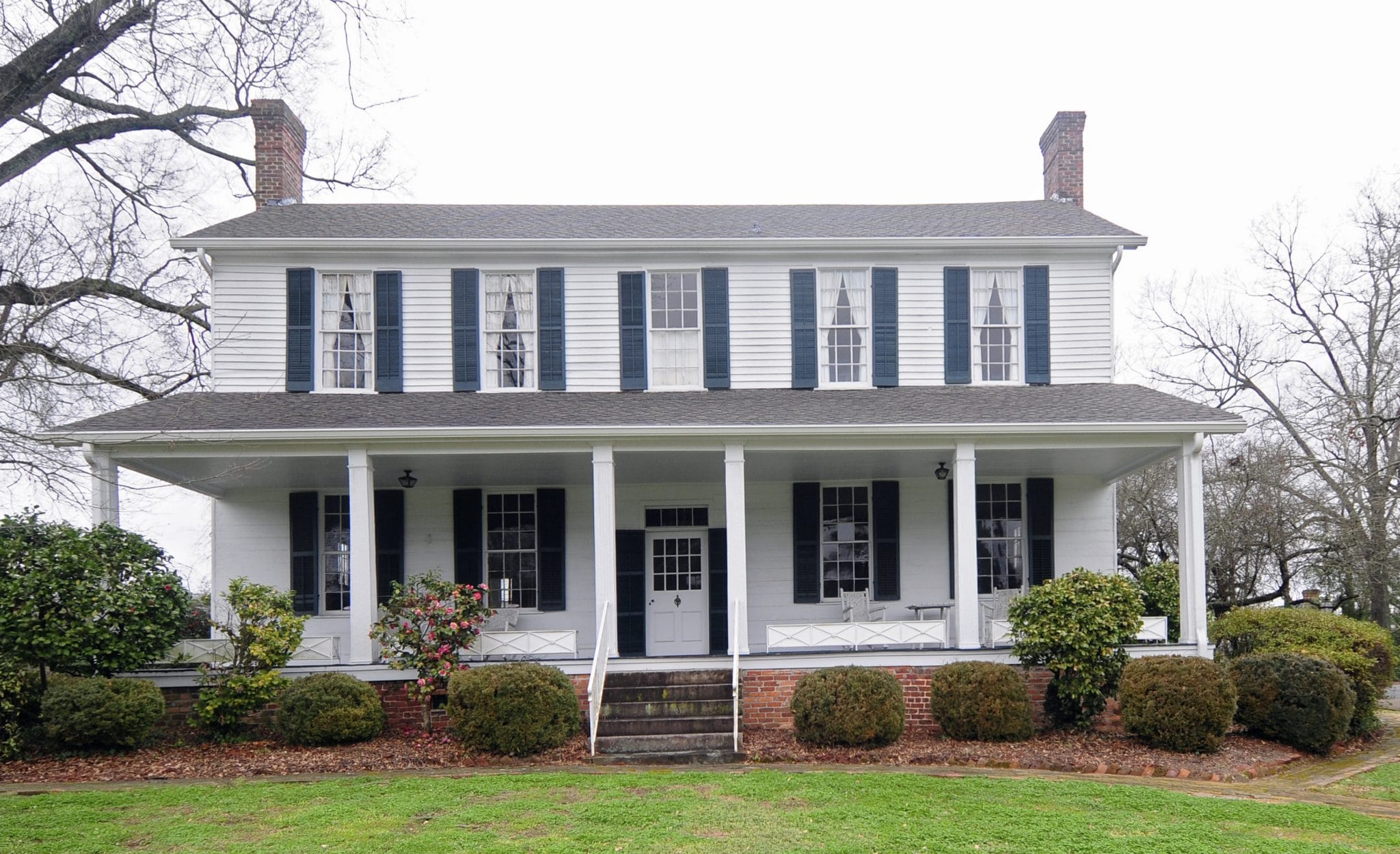 Laurens SC Heating and Air- James Dunklin House